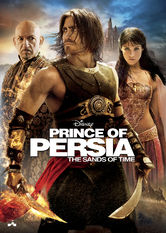 Prince of Persia: The Sands of Time Netflix BR (Brazil)