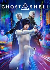 Ghost in the Shell Netflix ES (España)