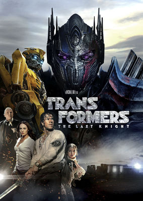 Transformers: The Last Knight on Netflix Canada