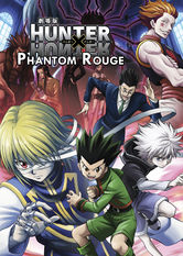 Hunter x Hunter: Phantom Rouge Netflix BR (Brazil)
