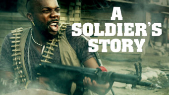 A Soldier's Story (2015)