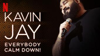 Kavin Jay: Everybody Calm Down! (2018)