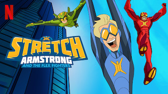 Stretch Armstrong & the Flex Fighters (2018)