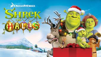 DreamWorks Shrek the Halls (2008)