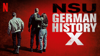 NSU German History X (2016)