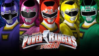 Power Rangers Turbo (1997)