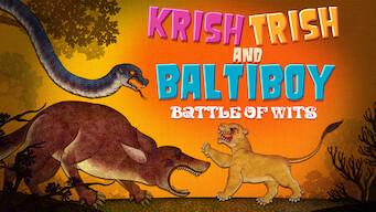 Krish Trish and Baltiboy: Battle of Wits (2013)