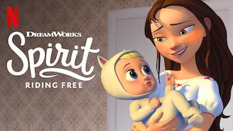 Spirit: Riding Free (2019)