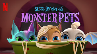 Super Monsters Monster Pets (2019)