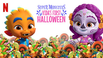 Super Monsters: Vida's First Halloween (2019)