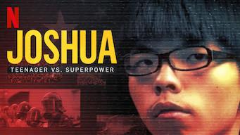Joshua: Teenager vs. Superpower (2017)