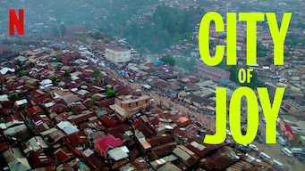 City of Joy (2018)