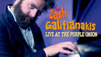 Zach Galifianakis: Live at the Purple Onion (2006)