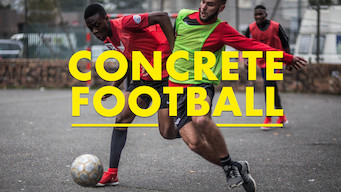 Concrete Football (2016)