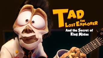 Tad the Lost Explorer and the Secret of King Midas (English Version) (2017)