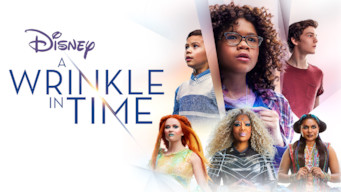 A Wrinkle in Time (2018)