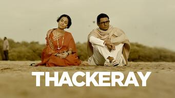 Thackeray (2019)