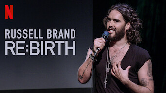 RUSSELL BRAND: RE:BIRTH (2018)
