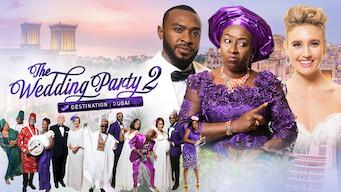 The Wedding Party 2: Destination Dubai (2017)