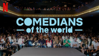 COMEDIANS of the world (2019)