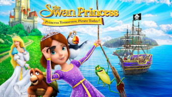 The Swan Princess: Princess Tomorrow, Pirate Today (2016)