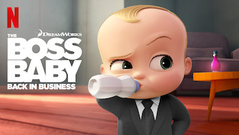 The Boss Baby: Back in Business (2018)