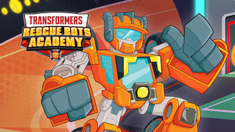 Transformers Rescue Bots Academy (2019)
