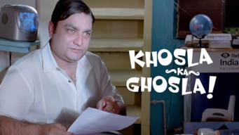 Khosla Ka Ghosla (2006)