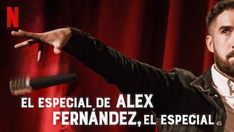 El Especial de Alex Fernández, el Especial (2017)