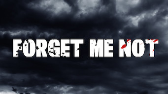 Forget Me Not (2011)