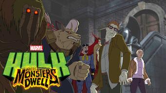 Marvel's Hulk: Where Monsters Dwell (2016)