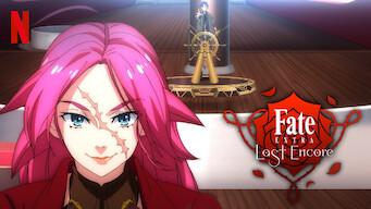 Fate/EXTRA Last Encore (2018)