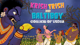 Krish Trish and Baltiboy: Comics of India (2012)