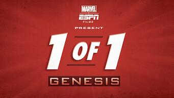 Marvel & ESPN Films Present: 1 of 1: Genesis (2014)