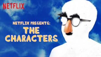 Netflix Presents: The Characters (2016)