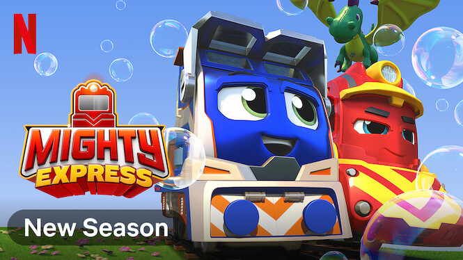 Mighty Express on Netflix Canada