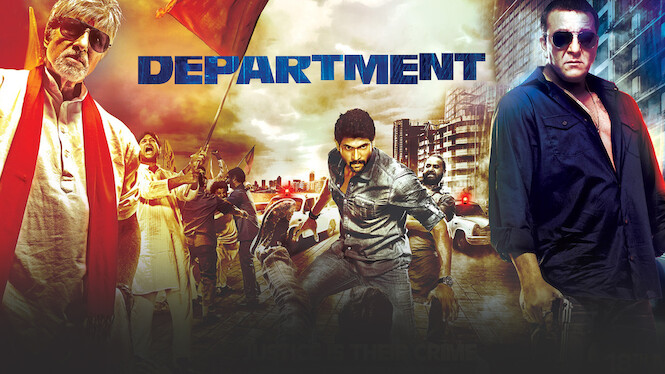 Department on Netflix Canada