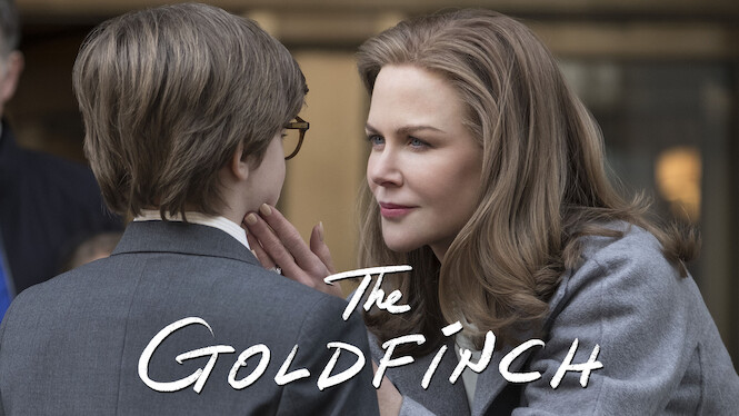 The Goldfinch on Netflix Canada
