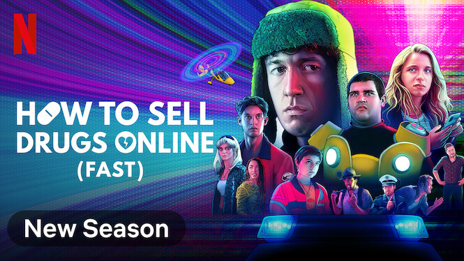 How to Sell Drugs Online (Fast) on Netflix Canada