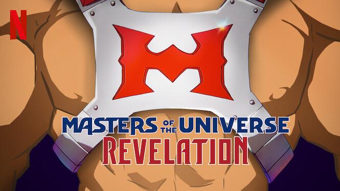 Masters of the Universe: Revelation on Netflix Canada