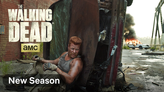 The Walking Dead on Netflix Canada