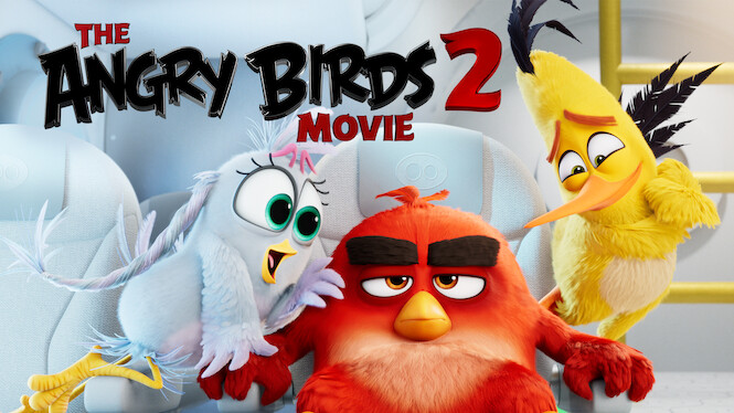 The Angry Birds Movie 2 on Netflix Canada