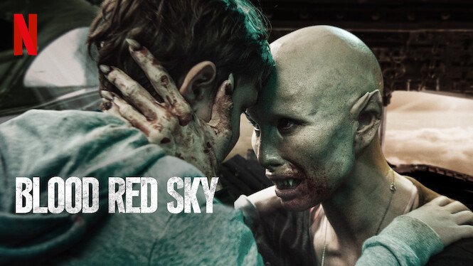 Blood Red Sky on Netflix Canada