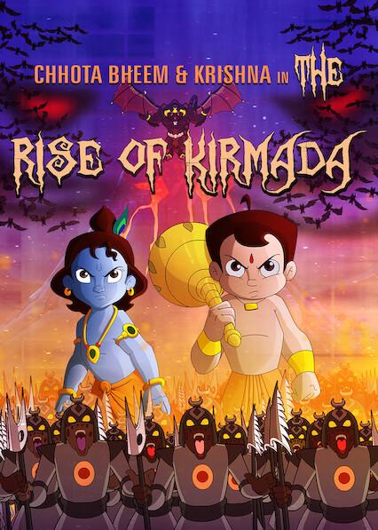 Chhota Bheem: The Rise of Kirmada on Netflix Canada