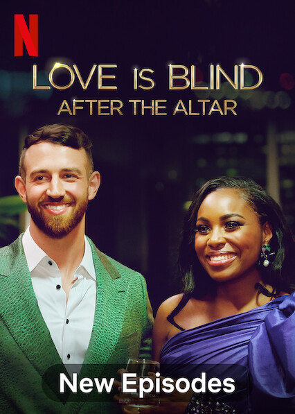 Love Is Blind on Netflix Canada
