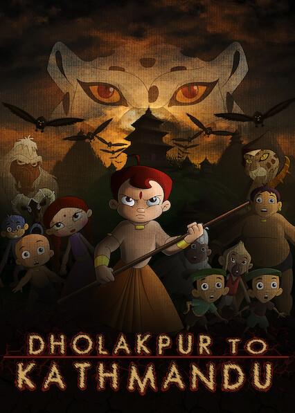 Chhota Bheem: Dholakpur to Kathmandu