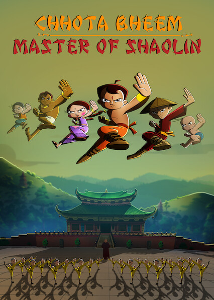 Chhota Bheem: Master of Shaolin
