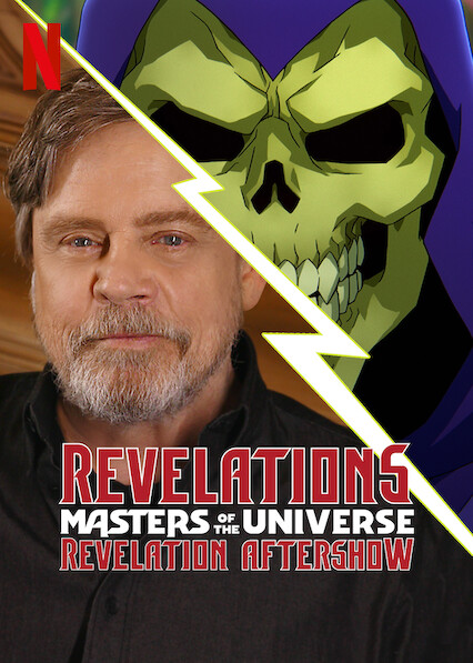 Revelations: The Masters of the Universe: Revelation Aftershow on Netflix Canada
