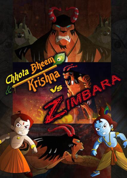 Chhota Bheem aur Krishna vs Zimbara
