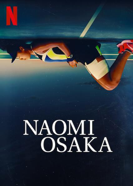 Naomi Osaka on Netflix Canada